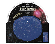 Orion Star Target Planisphere (Map)