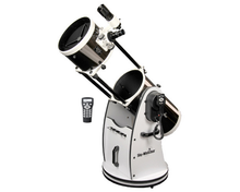 "Sky-Watcher Flextube 250P 254mm (10"") Synscan Computerized Goto Collapsible Dobsonian Telescope"