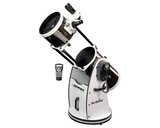 "Sky-Watcher Flextube 200P 200mm (8"") Synscan Computerized Goto Collapsible Dobsonian Telescope"