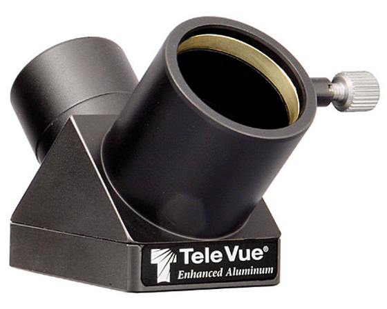"Tele Vue 1.25"" Enhanced Aluminum Star Diagonal"