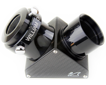 "William Optics Durabright CF Plate Diagonal w/ Thermometer (2"")"