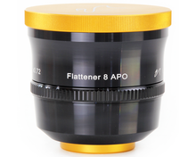 William Optics Flat8 Field Flattener 8 0.72x Reducer Flattener for f/6-7.8 Refractors