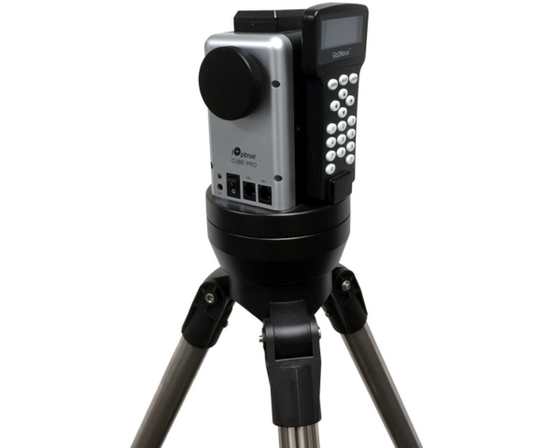 "iOptron CubePro Mount with 1.25"" Tripod"