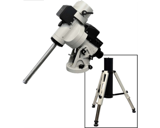 iOptron iEQ30 Pro Equatorial Mount with Tri-pier