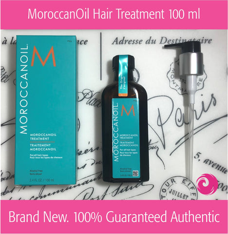 MoroccanOil Hair Treatment Original 100 ml