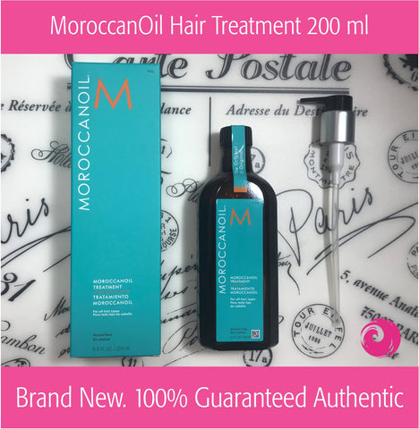 MoroccanOil Hair Treatment Original 200 ml