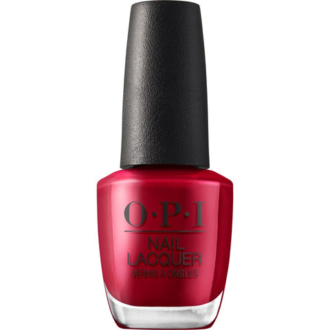 OPI HRM08 Red-y for the Holidays