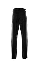 Lade das Bild in den Galerie-Viewer, High Rise Jeans slim cut black