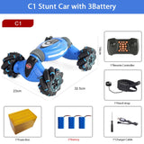 Load image into Gallery viewer, Remote Control Stunt Car Gesture Induction Twisting Off-Road Vehicle Light Music Drift Dancing Side Driving RC Toy Gift for Kids