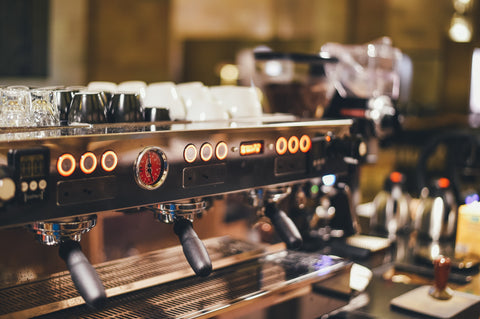 Choosing coffee machine for your cafe
