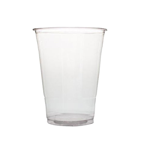 Clear 16oz Plastic Cups (100)