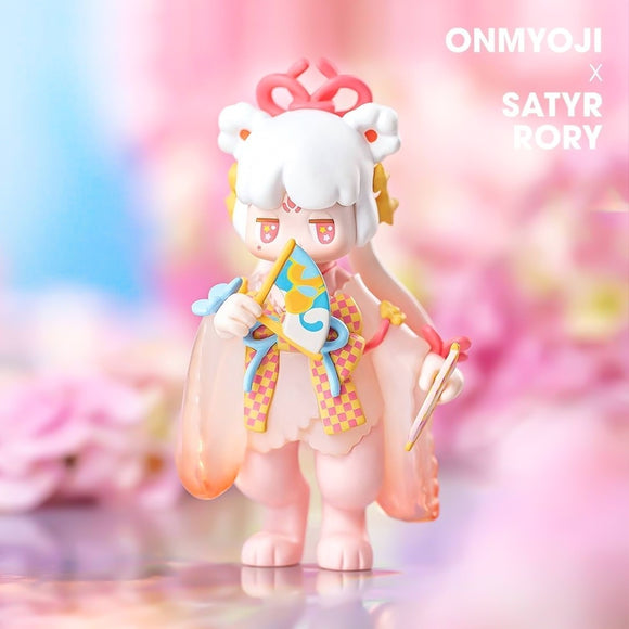 Onmyoji x Satyr Rory x Pop Mart 2020 Miketsu Mini Blind Box