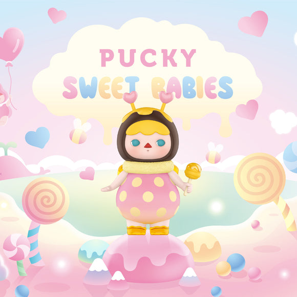 Pop Mart x Pucky Sweet Babies Series Blind Box