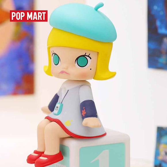 Pop Mart x Molly Happy Train Party Series