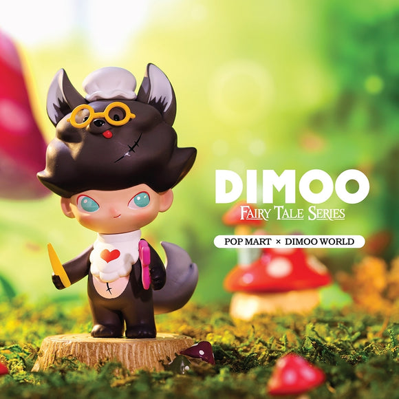 Pop Mart x Dimoo Fairy Tale Series blind box