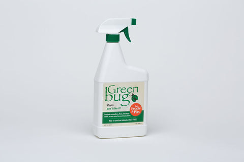 Greenbug for People/Pets controls Bed Bugs