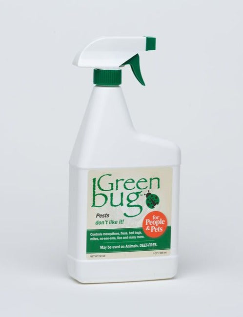 Greenbug Three Day Trial for Mites using Greenbug for People/Pets