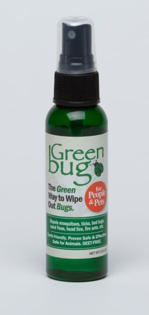 Greenbug for People/Pets, 2 ounce bottle