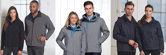 Corporate Branded Jackets