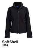Branded Soft Shell Jacket