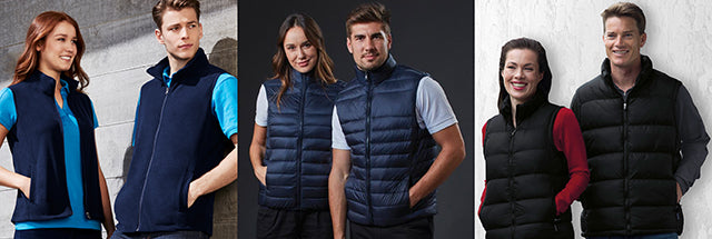 Corporate Branded Vests
