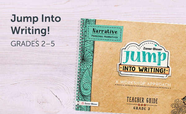 Jump Into Writing!