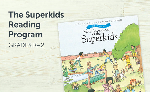 The Superkids Reading Program