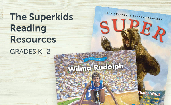 The Superkids Reading Resources