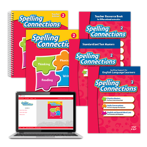 Spelling Connections © 2016 Grade 2 Classroom Package