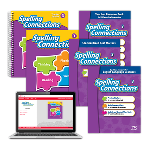 Spelling Connections © 2016 Grade 3 Classroom Package