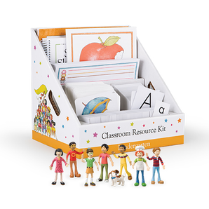 The Superkids Reading Program © 2017 Grade K Classroom Resource Kit With Superkids Bendable Figures