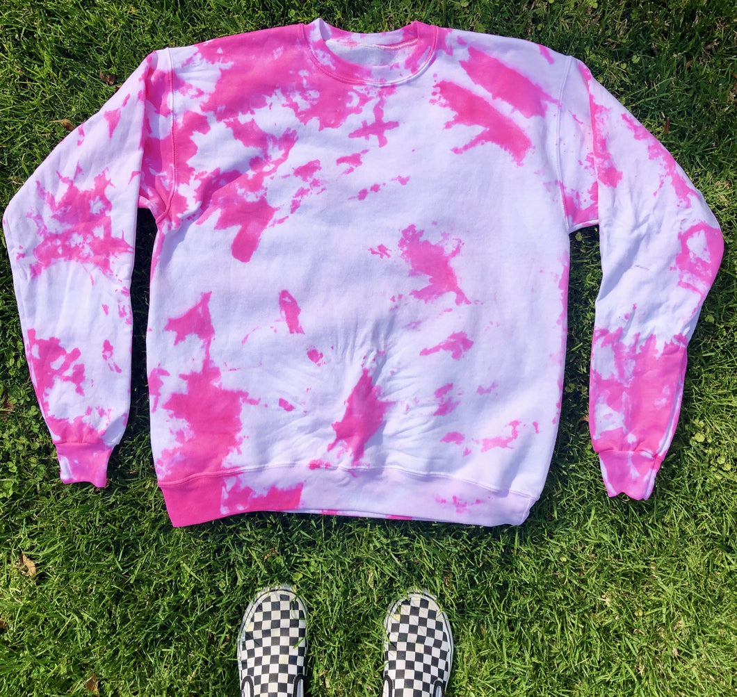 Barbie Pink Crewneck
