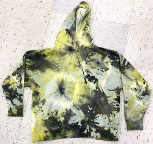 Open image in slideshow, Bumble Bee Tie Dye Hoodie
