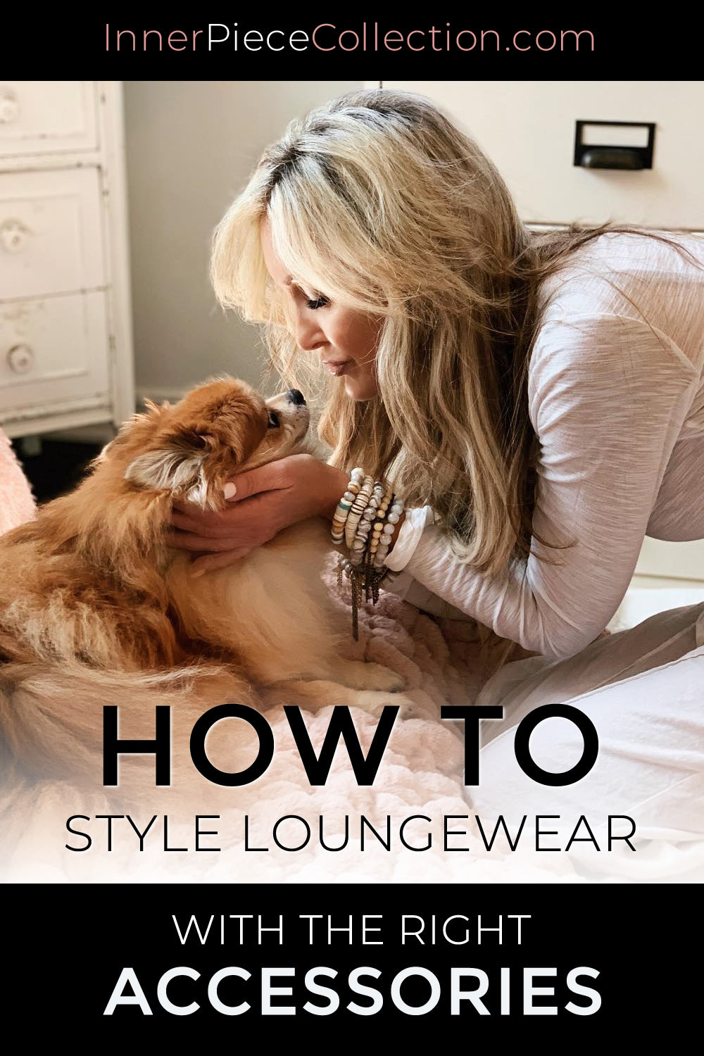 How To Style Loungwear Jewelry