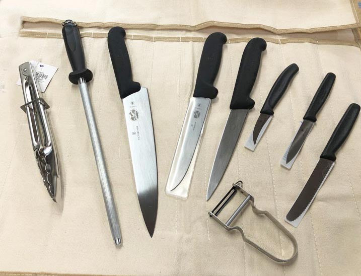 Students Knife Set