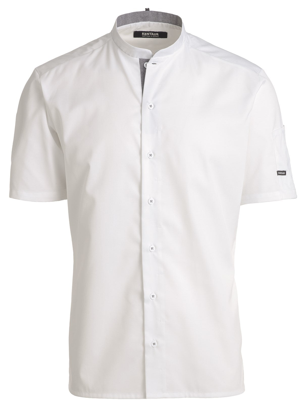 Kentaur Chef Service Shirt Short Sleeve