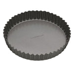 Load image into Gallery viewer, 30cm Fluted Flan Tin