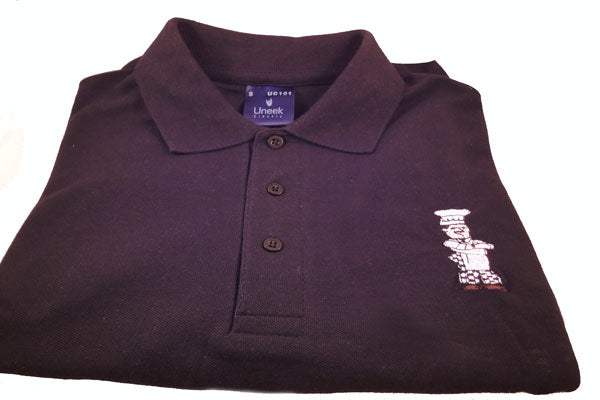 chef polo shirt