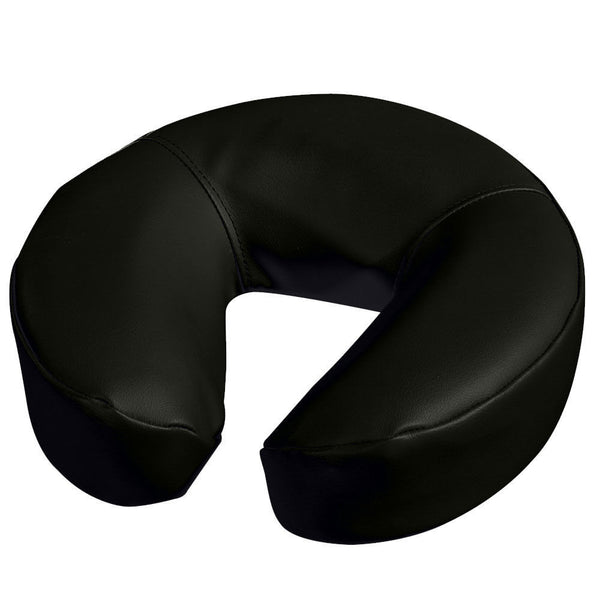 Ultra Soft Face Cradle Pillow Black