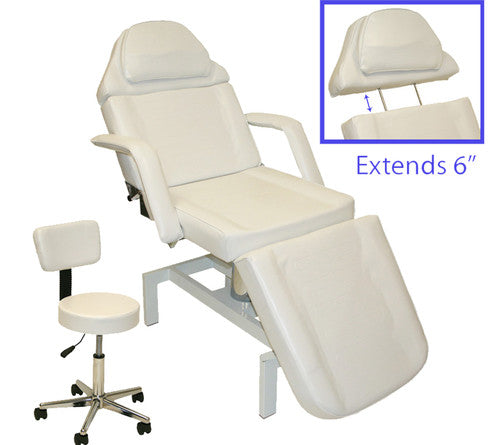 sc 1 st  Massage Tables for Less & Salon Bed with Stool islam-shia.org