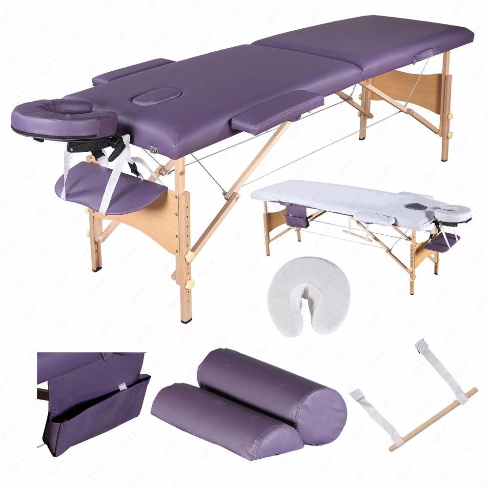 Lightweight portable massage table - The Business Starter Massage Table Package Includes Sheets