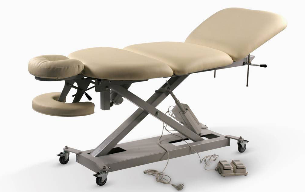 Portable Chiropractic Drop Table