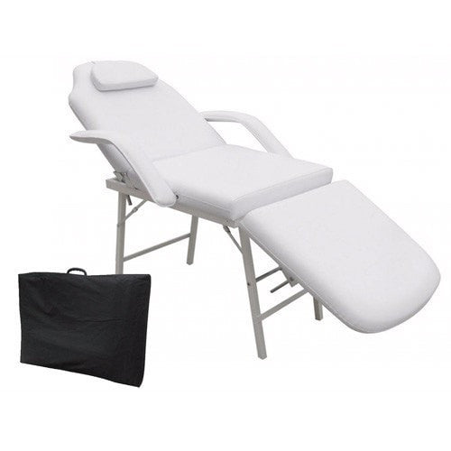 3 Fold Portable Facial/Spa Table (White Only)