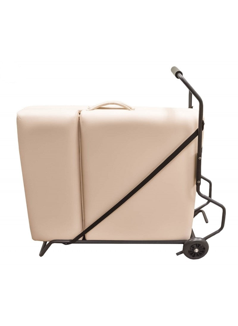 Deluxe Massage Table Trolley Cart