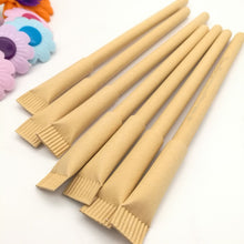 Load image into Gallery viewer, 1/5/10Pcs/set Creative Kraft Paper Pen Set Ballpoint Loop Supplies Office Pens for School Cute for Writing Pens