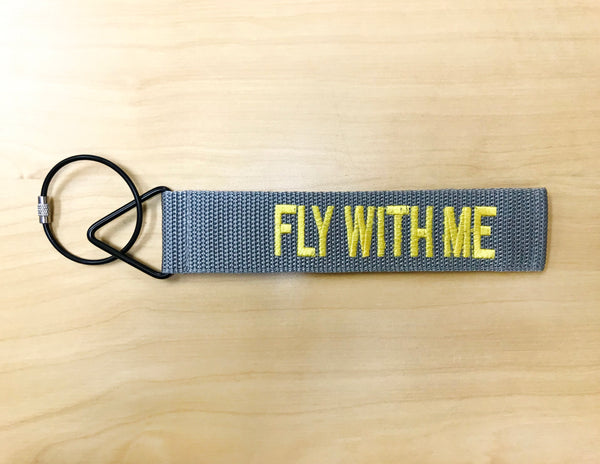 'Tude Tag Fly With Me