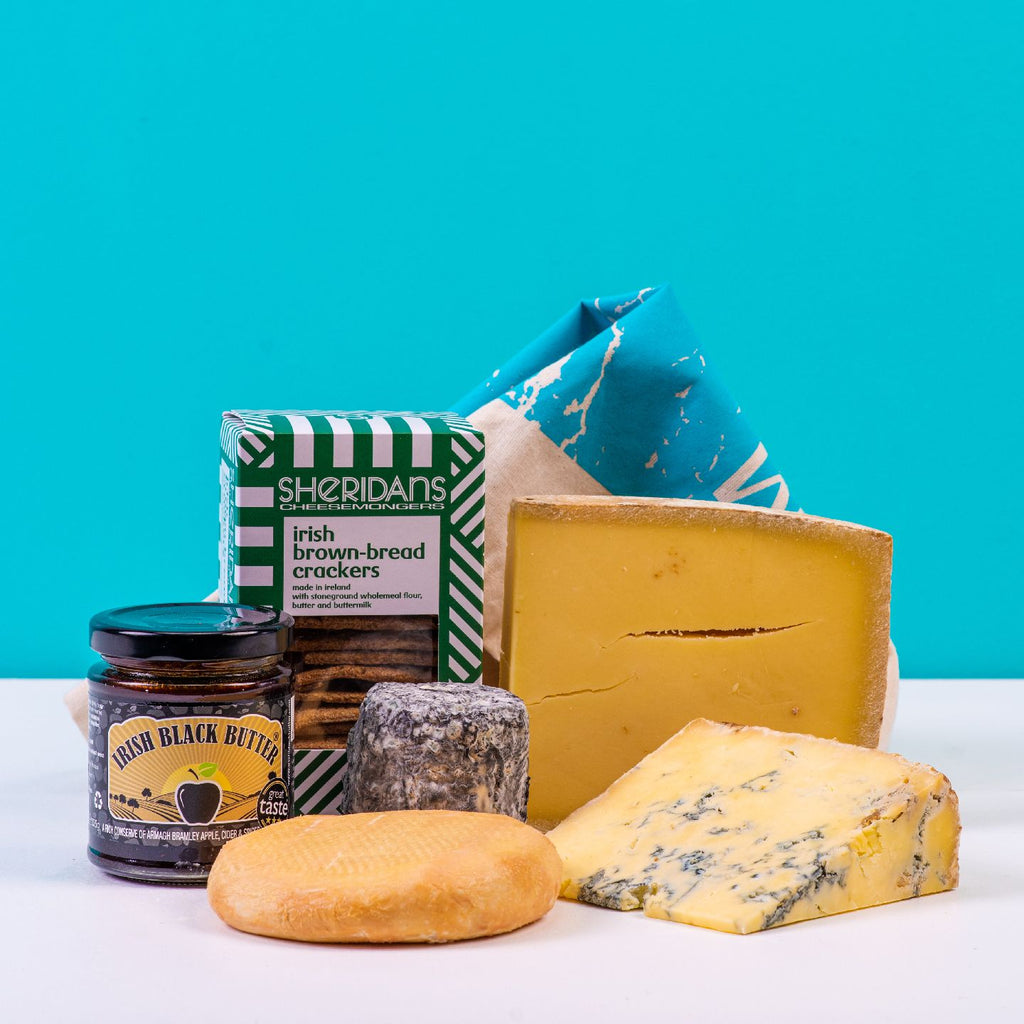 Cheese Hamper (6 piece)
