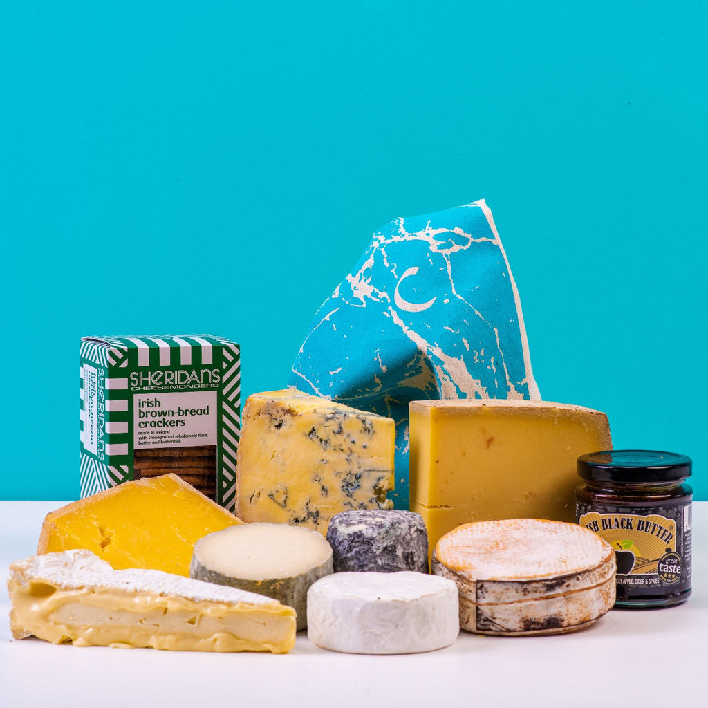 Cheese Hamper (10 piece)