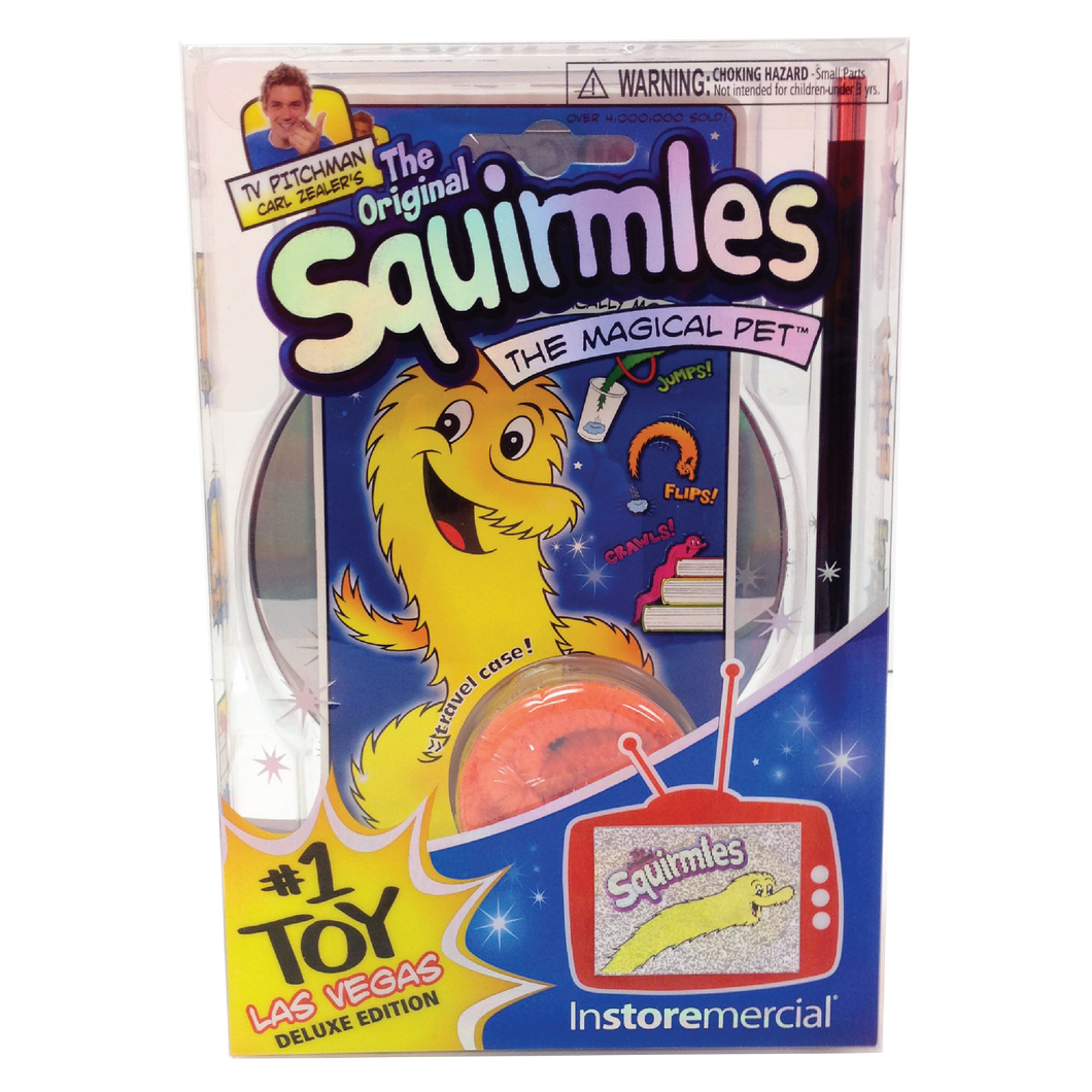 Squirmles: Deluxe Limited Edition