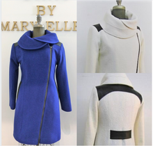 Load image into Gallery viewer, Mila Coat - Cashmere & Wool Blend